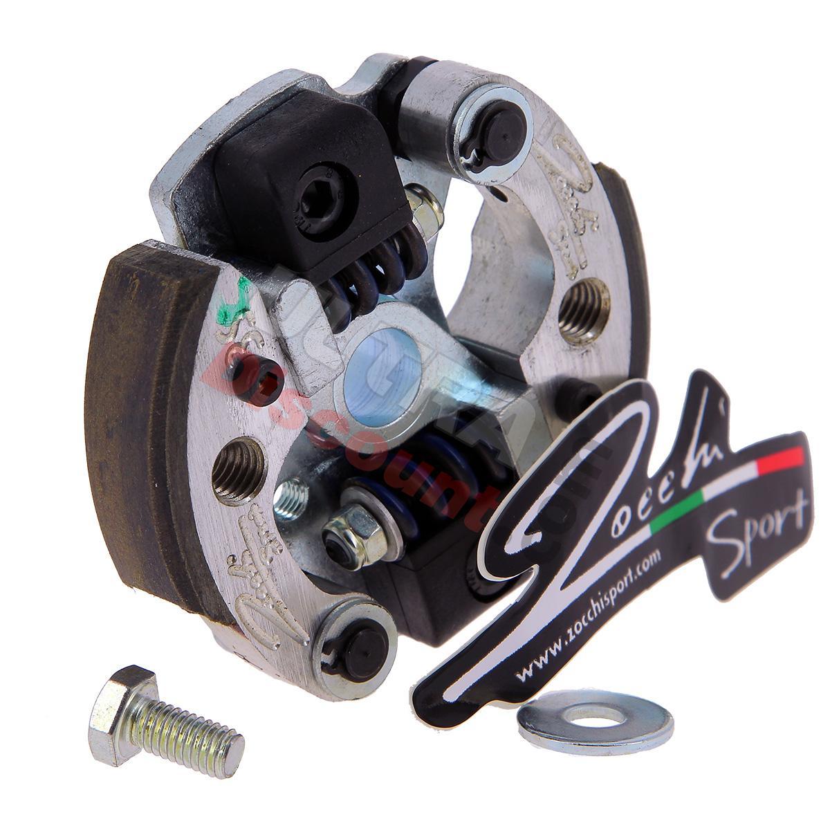 kupplung zocchi aus karbon f r pocket bike 47 49 ccm. Black Bedroom Furniture Sets. Home Design Ideas