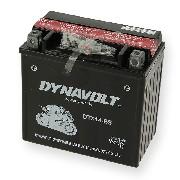 Batterie DTX14-BS für Quad Spy Racing SPY250F3