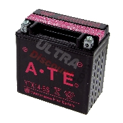 Batterie YTX14-BS für Quad Shineray 250ST-5
