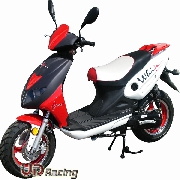 Scooter Viper R1, rot, 50 ccm (2-Takt)